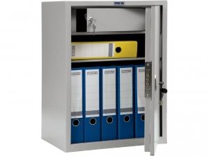 Шкаф металлический бухгалтерский ПРАКТИК SL-65Т купить на выгодных условиях в Белгороде