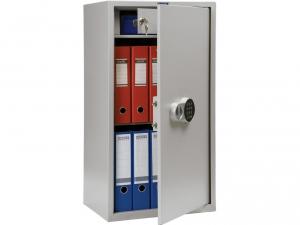 Шкаф металлический бухгалтерский ПРАКТИК SL-87Т EL купить на выгодных условиях в Белгороде