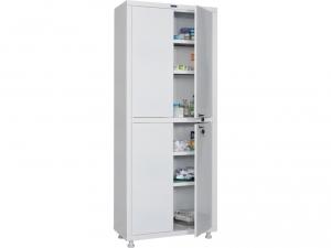 Металлический шкаф медицинский HILFE MD 2 1670/SS купить на выгодных условиях в Белгороде