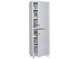 Металлический шкаф медицинский HILFE MD 1 1760/SS купить на выгодных условиях в Белгороде