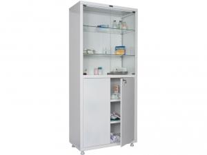 Металлический шкаф медицинский HILFE MD 2 1780/SG купить на выгодных условиях в Белгороде