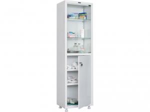 Металлический шкаф медицинский HILFE MD 1 1657/SG купить на выгодных условиях в Белгороде