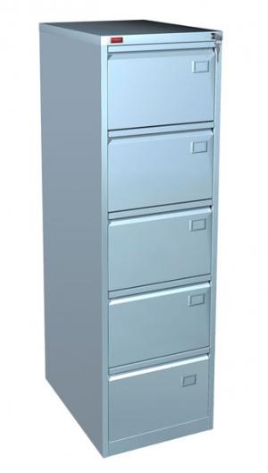 Шкаф металлический картотечный КР - 5 купить на выгодных условиях в Белгороде