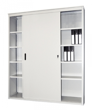 Шкаф-купе металлический AL 2012 купить на выгодных условиях в Белгороде