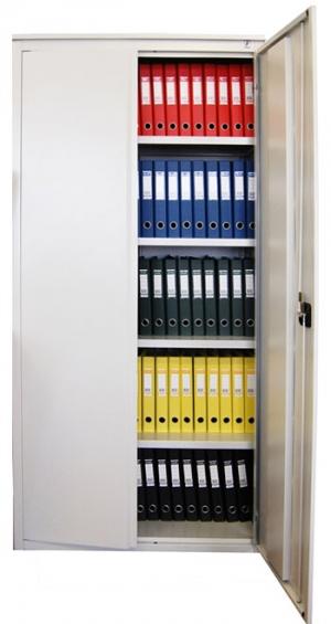 Шкаф металлический архивный ALR-1896 купить на выгодных условиях в Белгороде