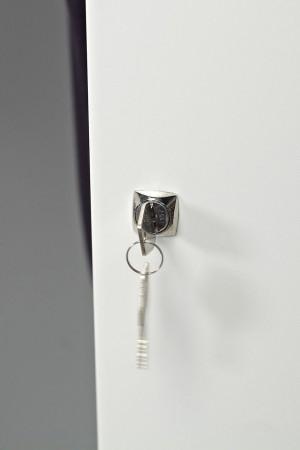 Шкаф металлический для одежды ШРМ - АК/800 купить на выгодных условиях в Белгороде
