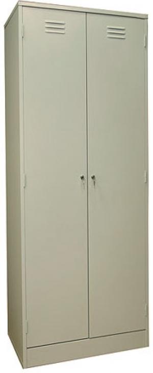 Шкаф металлический для одежды ШРМ - АК купить на выгодных условиях в Белгороде