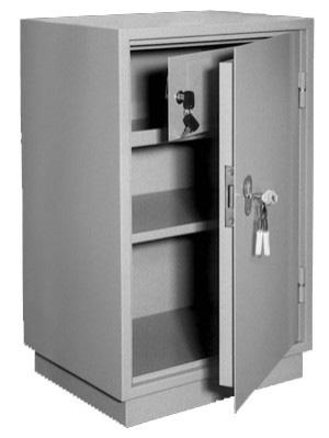Шкаф металлический для хранения документов КБ - 011т / КБС - 011т купить на выгодных условиях в Белгороде