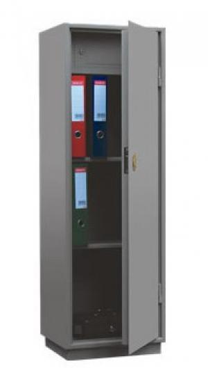 Шкаф металлический для хранения документов КБ - 21т / КБС - 21т купить на выгодных условиях в Белгороде