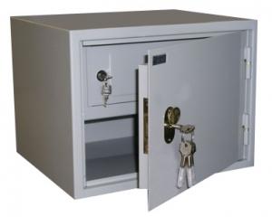Шкаф металлический для хранения документов КБ - 02т / КБС - 02т купить на выгодных условиях в Белгороде