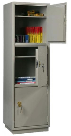 Шкаф металлический бухгалтерский КБ - 033 / КБС - 033 купить на выгодных условиях в Белгороде
