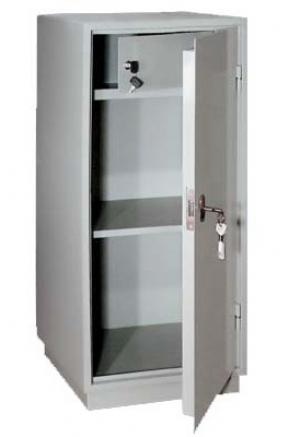Шкаф металлический для хранения документов КБ - 041т / КБС - 041т купить на выгодных условиях в Белгороде