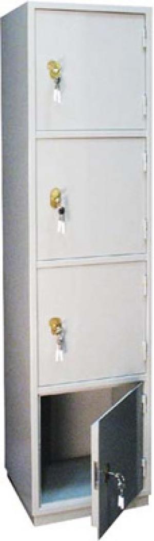 Шкаф металлический бухгалтерский КБ - 06 / КБС - 06 купить на выгодных условиях в Белгороде