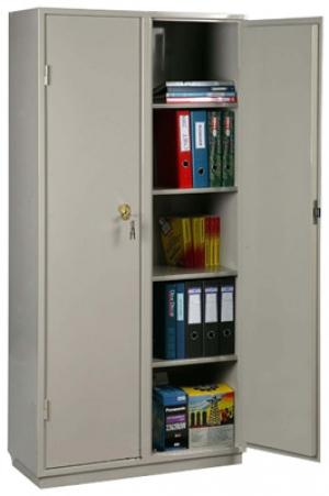Шкаф металлический для хранения документов КБ - 10 / КБС - 10 купить на выгодных условиях в Белгороде