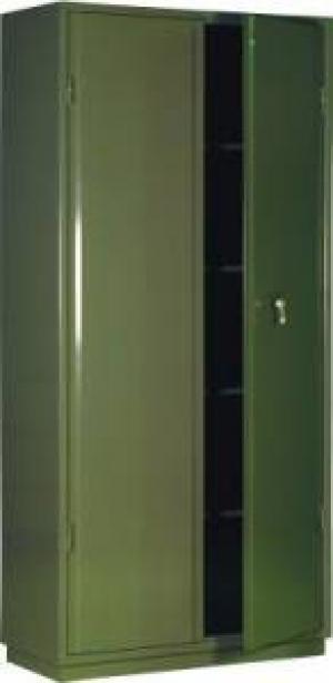 Шкаф металлический бухгалтерский КС-10 купить на выгодных условиях в Белгороде