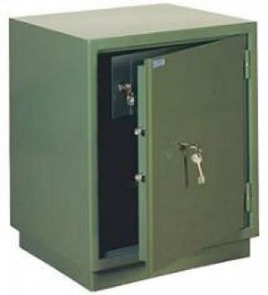 Шкаф металлический бухгалтерский КС-1Т купить на выгодных условиях в Белгороде