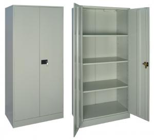 Шкаф металлический для хранения документов ШАМ - 11/400 купить на выгодных условиях в Белгороде