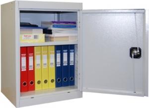 Шкаф металлический архивный ШХА-50 (40)/670 купить на выгодных условиях в Белгороде