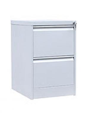 Шкаф металлический картотечный ШК-2 (2 замка) купить на выгодных условиях в Белгороде