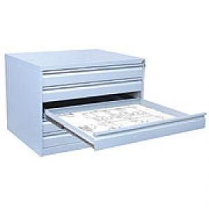 Шкаф металлический картотечный ШК-5-А1 купить на выгодных условиях в Белгороде