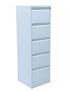 Шкаф металлический картотечный ШК-5 купить на выгодных условиях в Белгороде