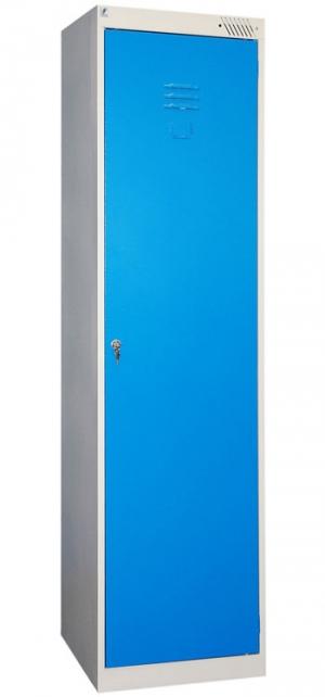Шкаф металлический для одежды ШРЭК-21-500 купить на выгодных условиях в Белгороде