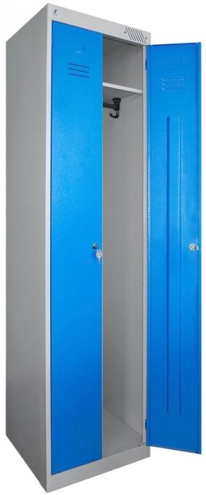 Шкаф металлический для одежды ШРЭК-22-500 купить на выгодных условиях в Белгороде