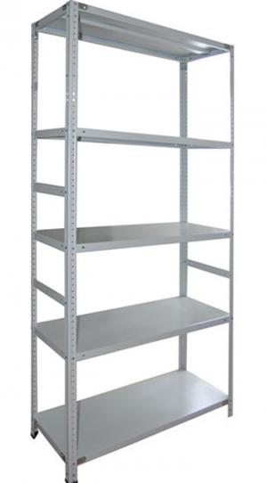 Стеллаж металлический сборный 245-2.0 купить на выгодных условиях в Белгороде