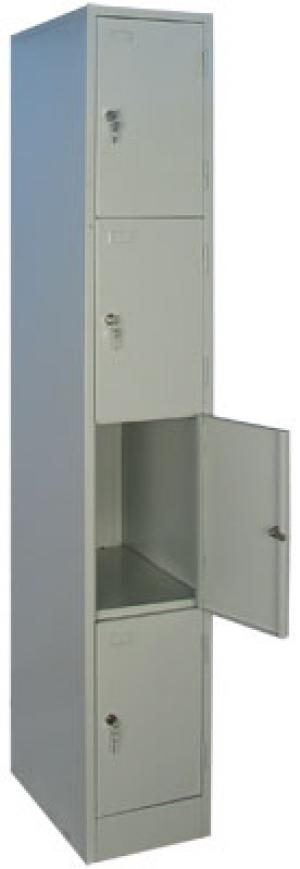 Шкаф металлический для сумок ШРМ - 14 купить на выгодных условиях в Белгороде