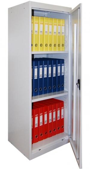 Шкаф металлический архивный ШХА-50 (40)/1310 купить на выгодных условиях в Белгороде