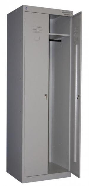 Шкаф металлический для одежды ШРК-22-800 купить на выгодных условиях в Белгороде