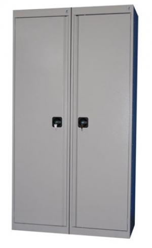 Шкаф металлический архивный ШХА-100 купить на выгодных условиях в Белгороде
