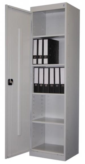 Шкаф металлический архивный ШХА-50 (40) купить на выгодных условиях в Белгороде
